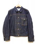 WORK NOT WORK(ワークノットワーク)の古着「デニムジャケット」|インディゴ