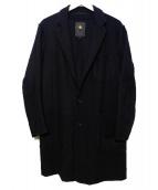 A(エイス)の古着「チェスターコート」 ブラック