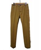 PT01(ピーティーゼロウーノ)の古着「パンツ」|ベージュ