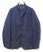 KAPTAIN SUNSHINE(キャプテンサンシャイン)の古着「プリマロフトテーラードジャケット」 ネイビー