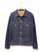 KOJIMA GENES(児島ジーンズ)の古着「デニムジャケット」|インディゴ