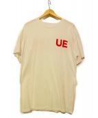 uniform experiment(ユニフォームエクスペリメント)の古着「UE TEE」|ホワイト