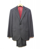 Ermenegildo Zegna(エルメネジルド・ゼニア)の古着「セットアップスーツ」|グレー