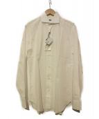 BARBA(バルバ)の古着「長袖シャツ」|ホワイト