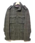 ASPESI(アスぺジ)の古着「M65ジャケット」|グレー
