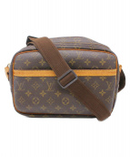 LOUIS VUITTON(ルイヴィトン)の古着「リポーターPM」