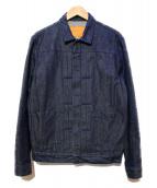 LEVI'S MADE&CRAFTED(リーバイス メイド&クラフテッド)の古着「デニムジャケット」|インディゴ