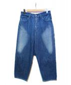 Ys(ワイズ)の古着「デニムパンツ」|インディゴ