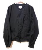 F/CE.(エフシーイー)の古着「ブルゾン」|ブラック