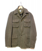 ASPESI(アスペジ)の古着「ライナー付ジャケット」|オリーブ