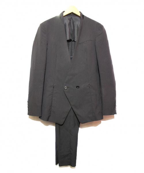 ato(アトウ)ato (アトウ) セットアップスーツ ブラック サイズ:44 AM17A-J12の古着・服飾アイテム