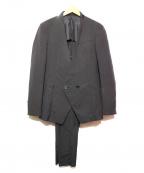 ato(アトウ)の古着「セットアップスーツ」 ブラック