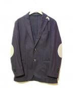 L.B.M.1911(ルビアム1911)の古着「ウールテーラードジャケット」|ネイビー