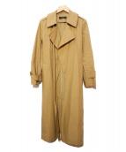 SACRA(サクラ)の古着「トレンチコート」|ブラウン