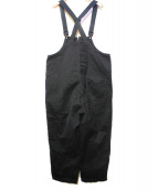 CORONA(コロナ)の古着「オーバーオール」|ブラック