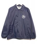 FACTOTUM(ファクトタム)の古着「コーチジャケット」 ネイビー