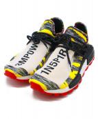 adidas×PHARRELL WILLIAMS(アディダス×ファレル・ウィリアムス)の古着「Solar HU NMD」|マルチカラー