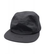 Supreme(シュプリーム)の古着「ロゴキャンプキャップ」|ブラック
