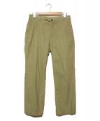 INCOTEX(インコテックス)の古着「パンツ」|オリーブ