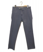 BERWICH(ベルウィッチ)の古着「ウォッシュド加工パンツ」|ネイビー