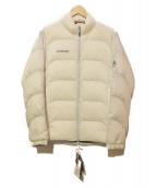 MAMMUT(マムート)の古着「ダウンジャケット」|ホワイト