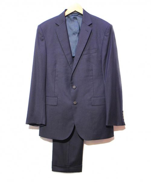 POLO RALPH LAUREN(ポロラルフローレン)POLO RALPH LAUREN (ポロラルフローレン) セットアップスーツ ネイビー サイズ:40S(170程)の古着・服飾アイテム