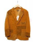 Engineered Garments(エンジニアードガーメン)の古着「ベットフォードコーデュロイジャケット」|ブラウン
