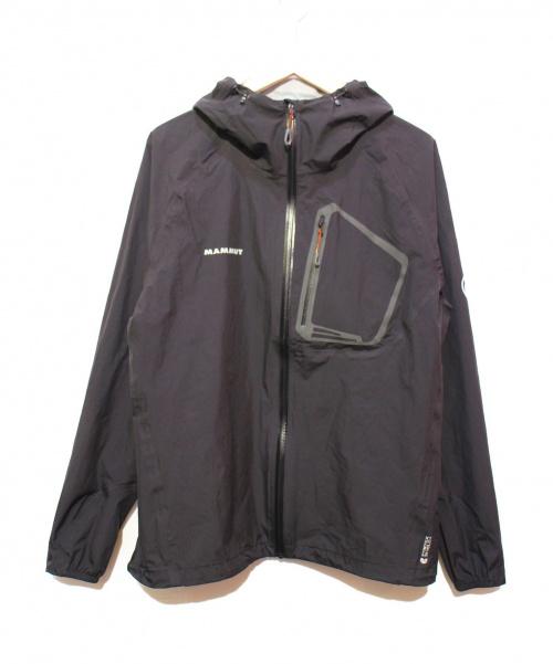MAMMUT(マムート)MAMMUT (マムート) フリーライトジャケット ブラック サイズ:M DRYtechFreeFlightJacket  1010-22280の古着・服飾アイテム