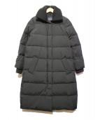 MAX&Co.(マックスアンドコ)の古着「ダウンコート」|ブラック