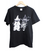 SUPREME×UNDERCOVER(シュプリーム×アンダーカバー)の古着「ドールズTシャツ」|ブラック