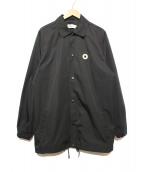 DROLE DE MONSIEUR(ドロール ド ムッシュ)の古着「コーチジャケット」|ブラック
