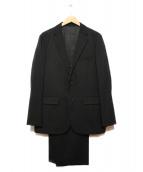 EN ROUTE(アンルート)の古着「セットアップスーツ」 ブラック