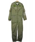 A.P.C.(アーベーセ)の古着「ジャンプスーツ」|オリーブ