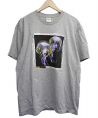Supreme(シュプリーム)の古着「ジェリーフィッシュTEE」|グレー