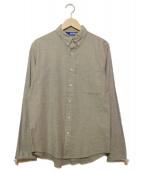 BEKPRO(ベクプロ)の古着「コットンシャツ」|グレー