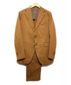 TAGLIATORE(タリアトーレ)の古着「セットアップスーツ」|ブラウン