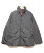 PRADA SPORTS(プラダスポーツ)の古着「中綿ジャケット」|ブラック