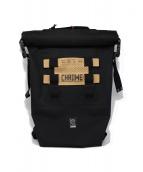 CHROME(クローム)の古着「リュック」 ブラック
