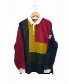 Supreme(シュプリーム)の古着「ラガーシャツ」|マルチカラー