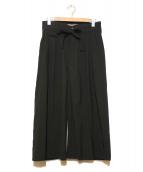 SASQUATCHfabrix.(ザスクワッチファブリックス)の古着「袴パンツ」|ブラック