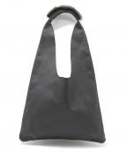ARRON(アローン)の古着「ワンショルダーレザーバッグ」 ブラック