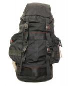 BRIEFING(ブリーフィング)の古着「バックパック」 ブラック