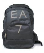 EA7(イーエーセブン)の古着「リュック」 ブラック