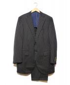 BARNEYS NEWYORK(バーニーズニューヨーク)の古着「セットアップスーツ」|ネイビー