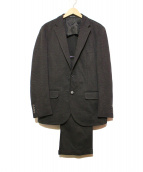 MACKINTOSH PHILOSOPHY(マッキントッシュフィロソフィー)の古着「トロッターセットアップスーツ」|グレー