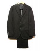 MACKINTOSH PHILOSOPHY(マッキントッシュフィロソフィー)の古着「トロッターセットアップスーツ」|ブラック
