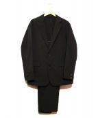 SHIPS(シップス)の古着「セットアップスーツ」|ブラック