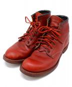 RED WING(レッドウィング)の古着「ブラックスミス ブーツ」 チェーリーレッド