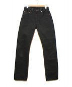 LEVIS VINTAGE CLOTHING(リーバイスヴィンテージクロージング)の古着「ブラックデニム」|ブラック