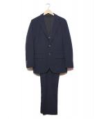 MACKINTOSH PHILOSPHY(マッキントッシュ フィロソフィー)の古着「トロッターセットアップスーツ」|ネイビー